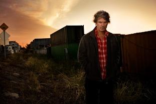 Shane Fahey, Megaphon Studio, promotional Image, 2010.