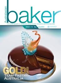 Australian Baker Magazine Cover