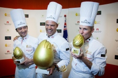 Victory in Singapore at the Asian Pastry Cup
