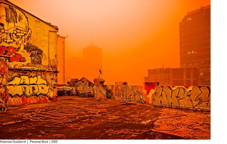 Hibernian-sandstorm
