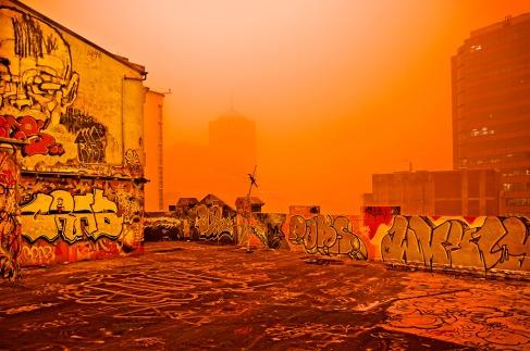 Hibernian Sandstorm (2009)